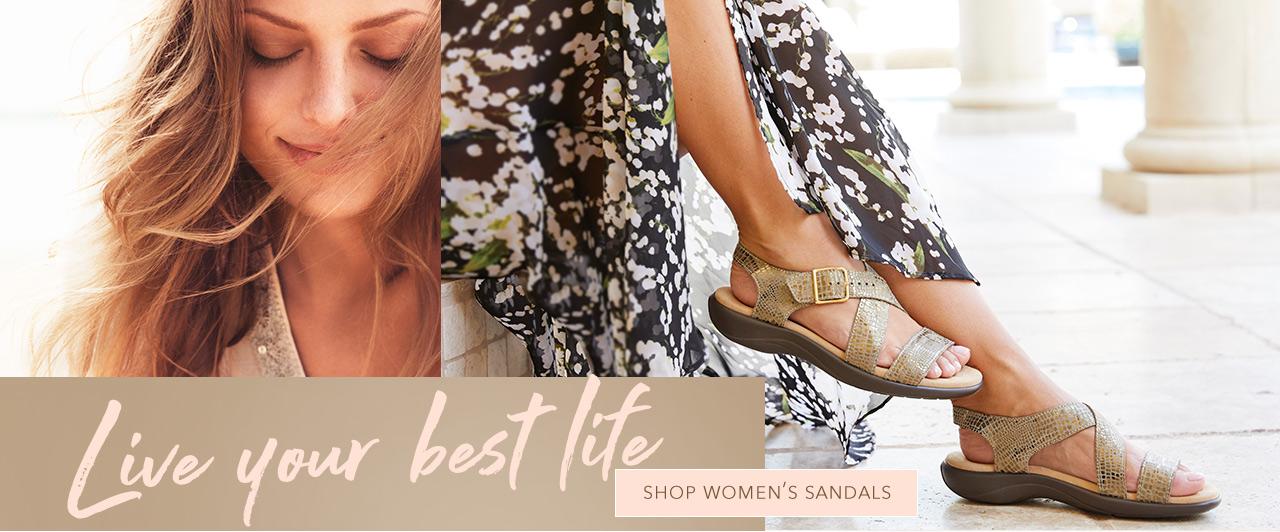 View Women's Sandals