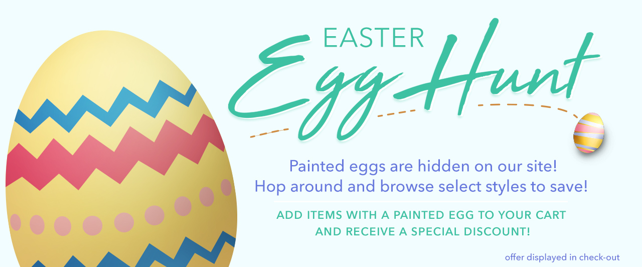 Special Discount Easter Egg Hunt