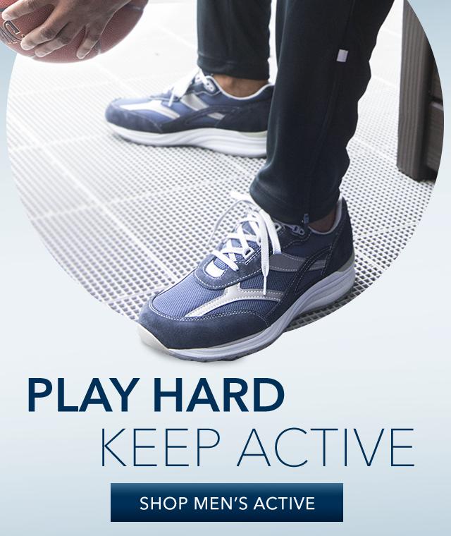 View Men's Active Shoes
