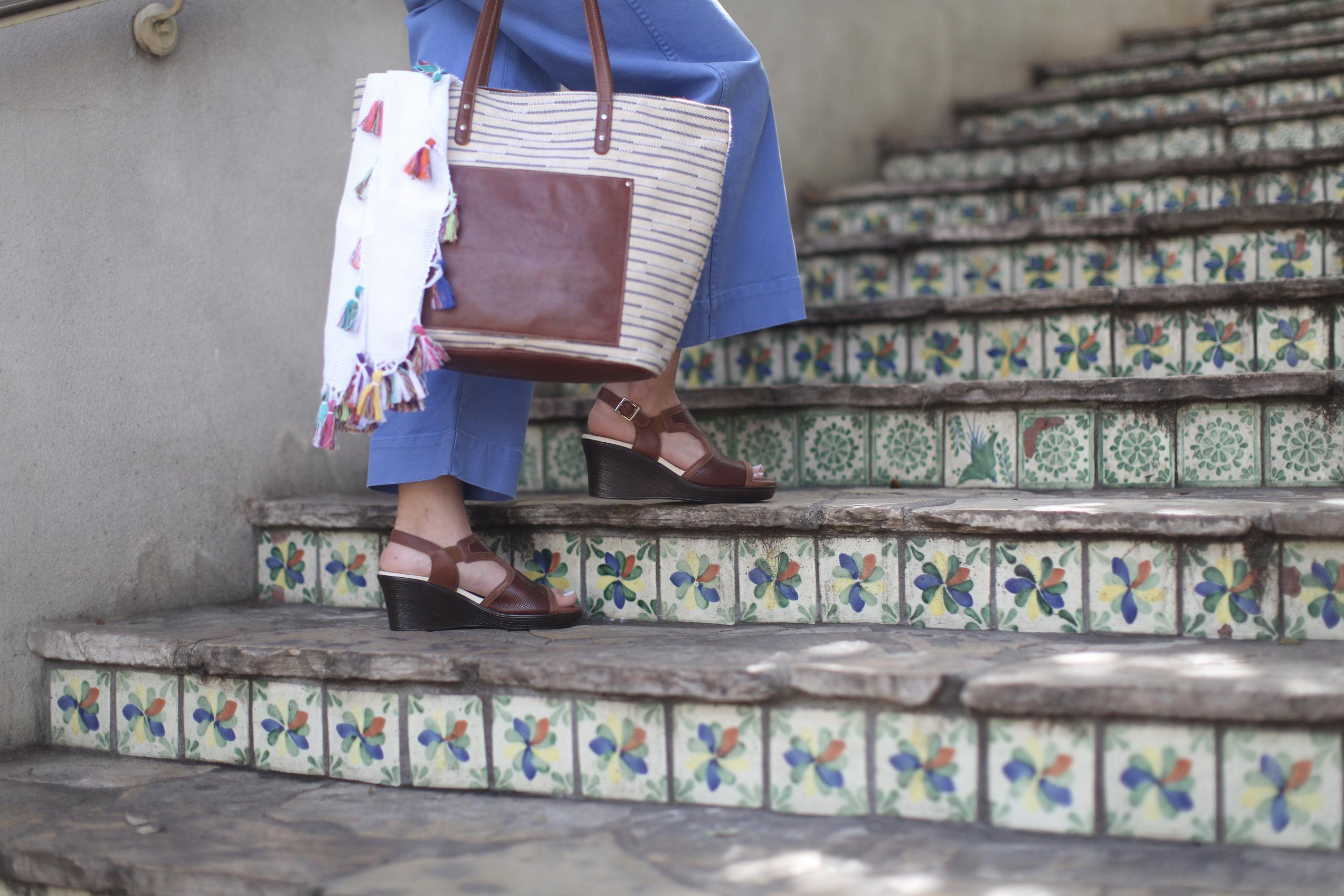 SAS Shelby tote purse handbag Fiesta San Antonio