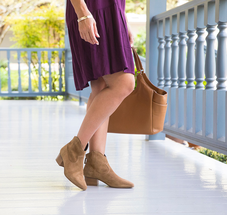 be0a97c3b67f How to Wear Ankle Boots All Year Long