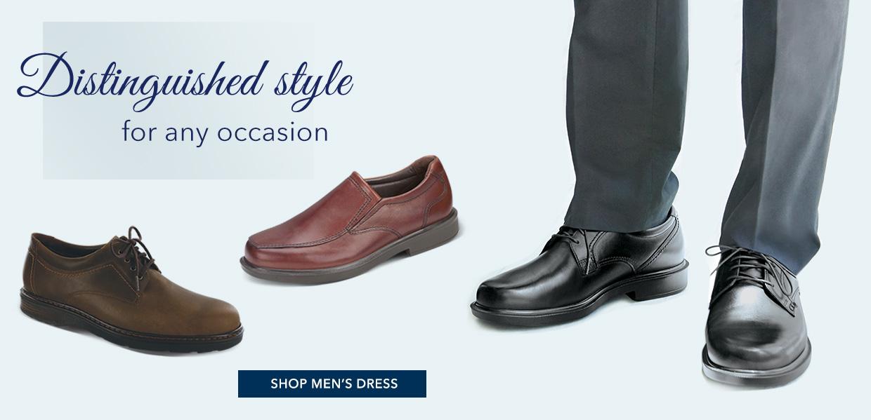 View Men's Dress Shoes