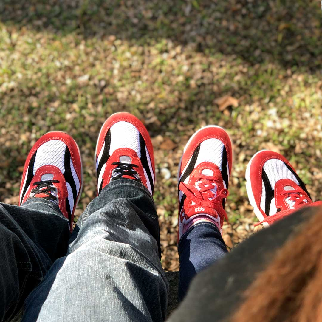 The Active Shoes You Need To Walk Your Way to a Healthy Heart This Heart Month and Valentine's Day